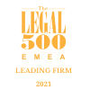 the legal 500 leading firm 2021
